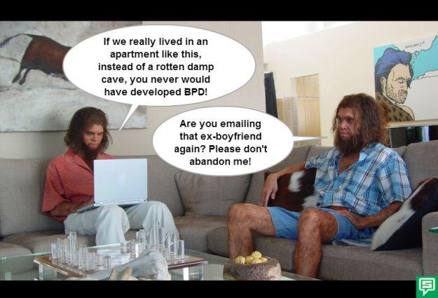 cavemenSpeech