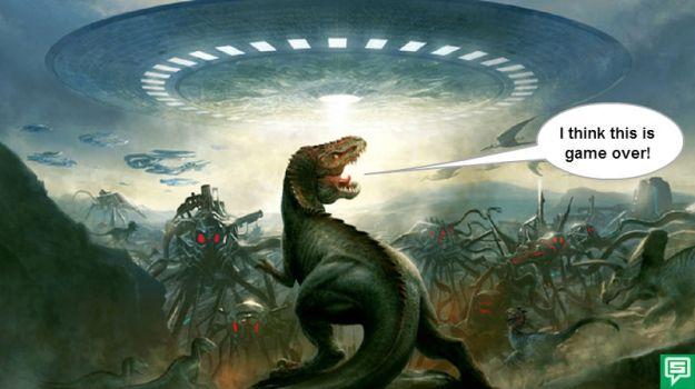 DinosaursAliensSpeech
